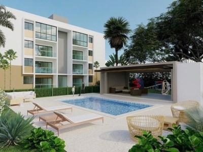 BAIA Residences Apartamentos en Urb. Jardines del Norte Santiago