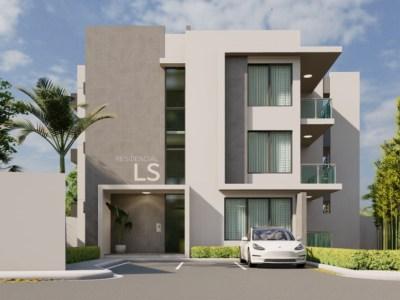 Residencial LS, Proyecto Exclusivo de Apartamentos en Brisas del Norte, Santiago.