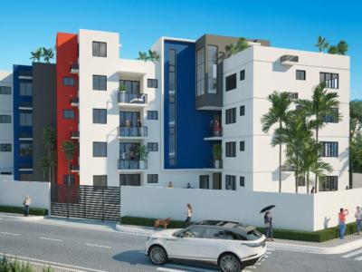 Residencial Nyla, Proyecto de Apartamentos en el Embrujo III, Santiago.