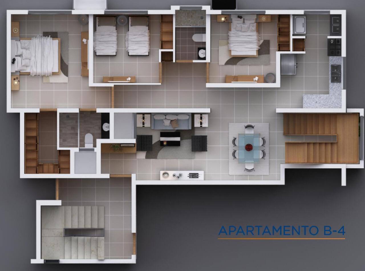 Residencial NYLA, Proyecto de Apartamentos en Venta, Santiago