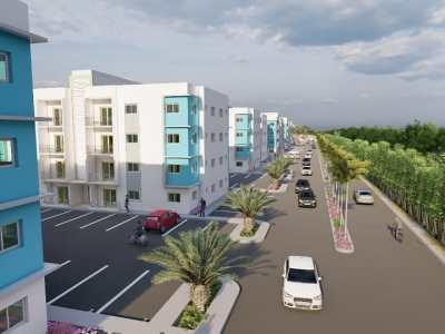 Gurabo al Medio Santiago – Hermoso Proyecto en plano de Apartamentos 89mts