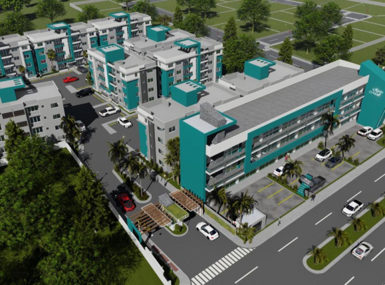 Residencial Rosita, Ave. Presidente Vásquez, Tamboril