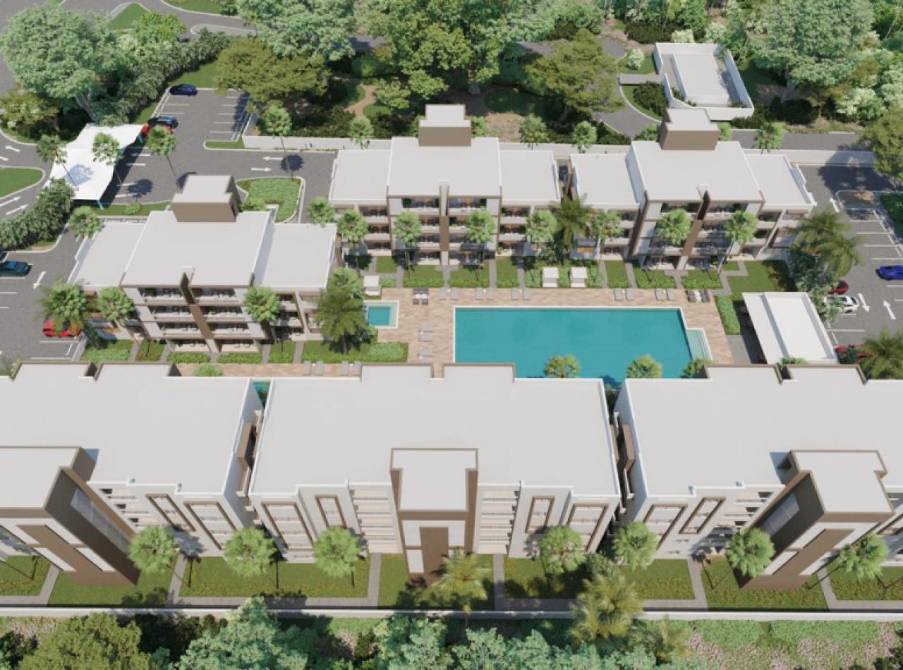 BOCA PARAISO, Exclusivo Proyecto de Apartamentos en Boca Chica