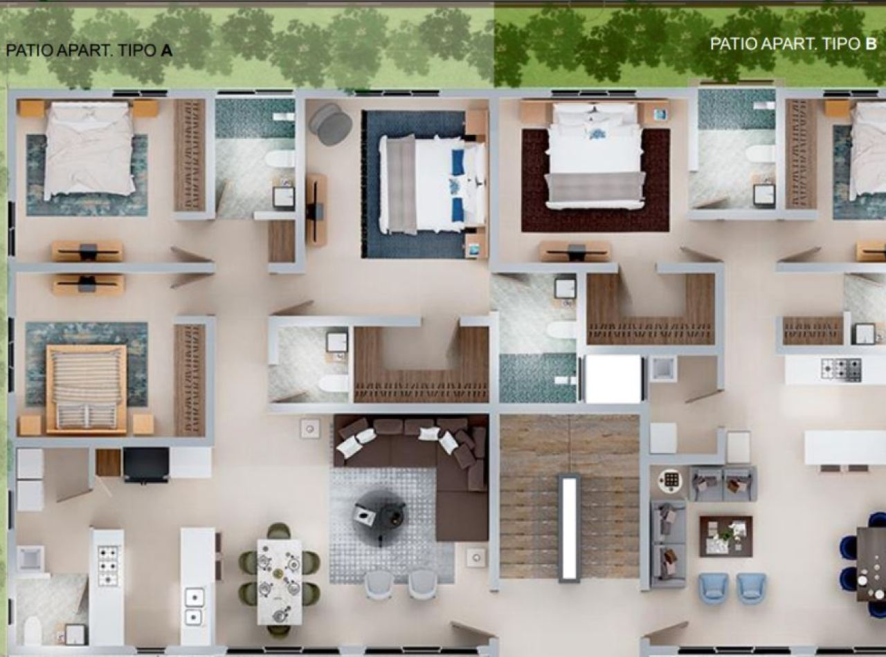 Residencial T3, Dorado II