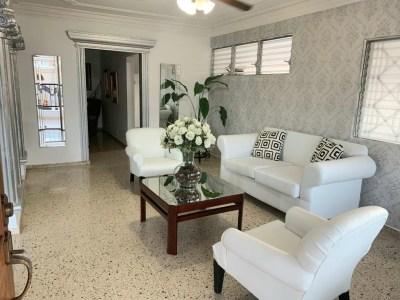 Se Renta Confortable Apartamento Amueblado en La Zurza, Santiago