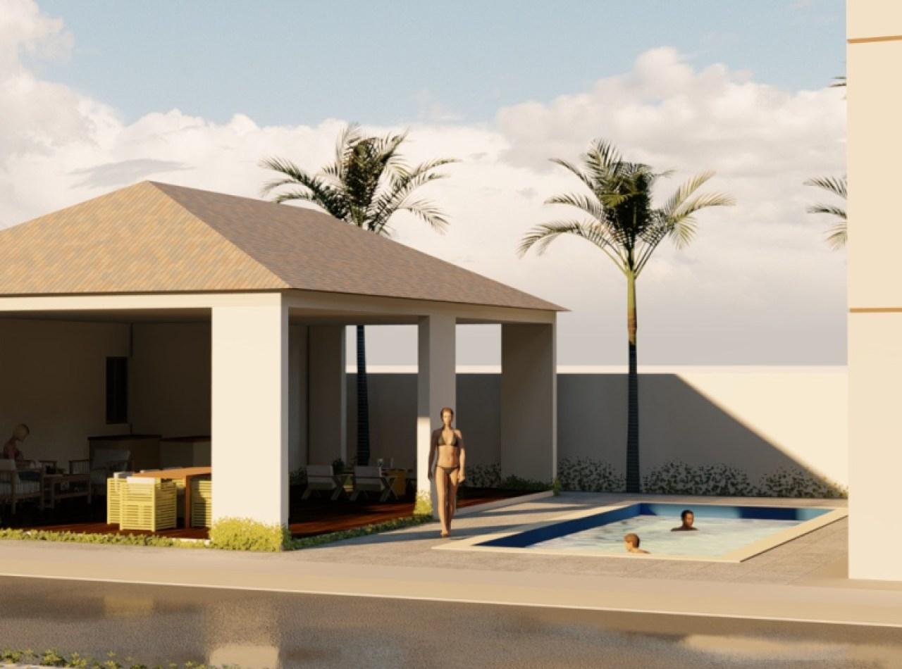 Residencial Estrella Deluxe, Apartamentos en La Barranquita