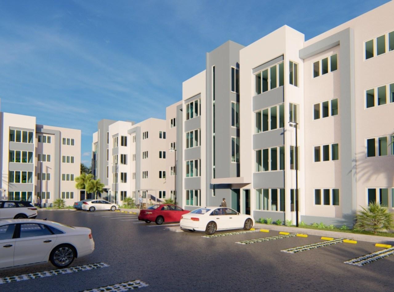 Residencial Reyca 7, Apartamentos en el Dorado II, Santiago