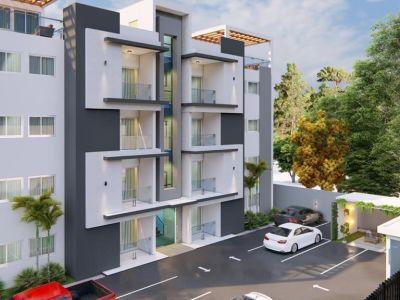 Residencial ALI & Clari II, Apartamentos en Los Álamos, Santiago