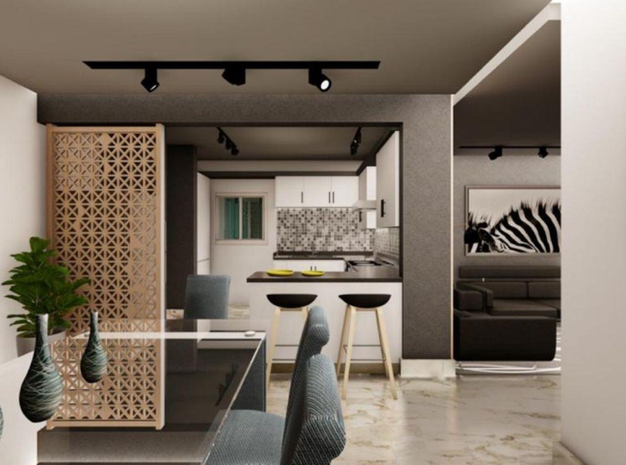 Hermoso Proyecto de Apartamentos en Los Álamos, Santiago