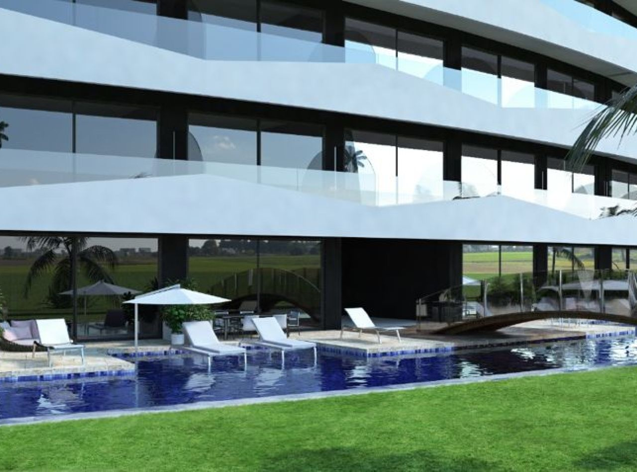 Cana Rock Galaxy, Lujoso Condominio Residencial
