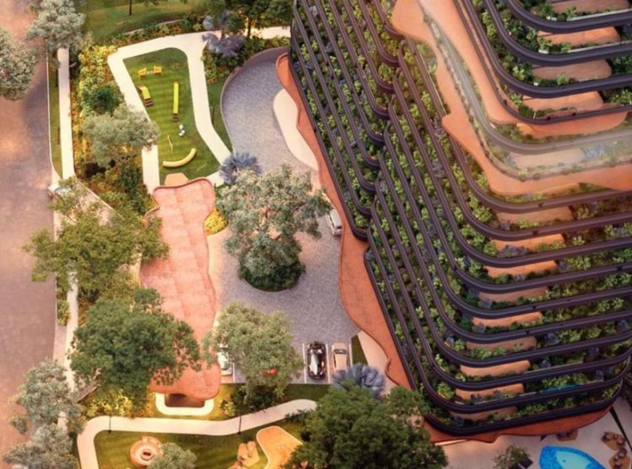 HALO SIDERAL, Finos Apartamentos Personalizables, 485 Mts2