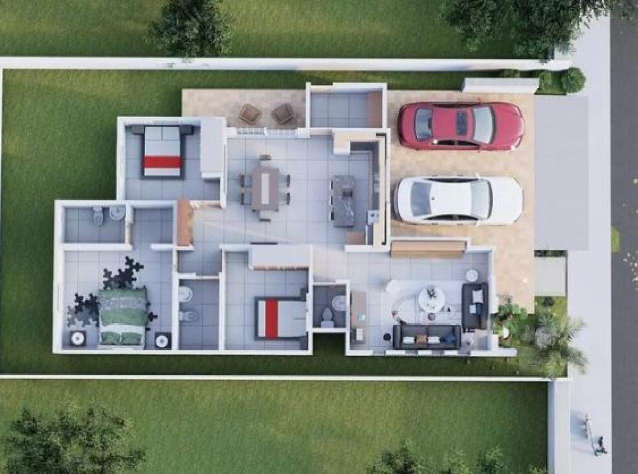 Hermosa y Confortable Casa en Proyecto Cerrado