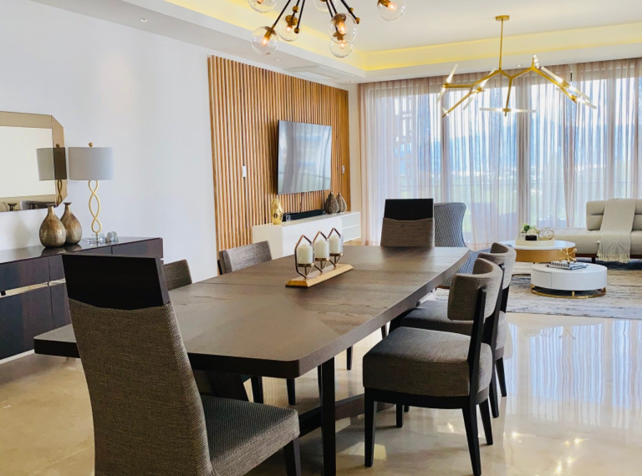 Se Renta Elegante Apartamento en La Trinitaria