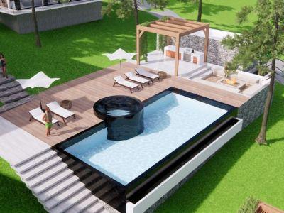 Villa Disponible en Proyecto Ecológico Privado