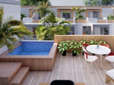 Apartamentos con Jacuzzi, de 1 a 3 Habitaciones con Facilidades de Pago