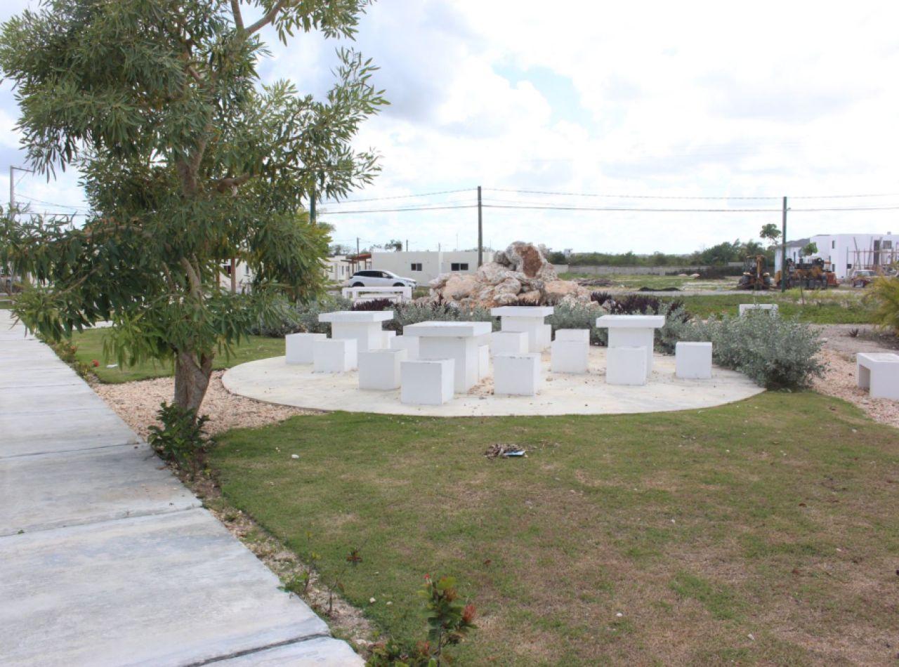 Villas de 3 Habitaciones en Proyecto Cerrado con Piscina
