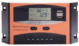 Inversol 20AH USB AUTOMATICO 12V / 24V