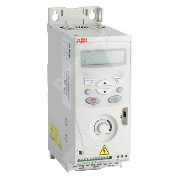 ABB ACS150 1 5kW 400V 3ph AC Inverter Drive C3 EMC AC Inverter