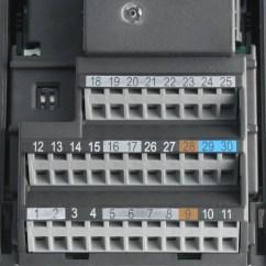 Servo Motor Wiring Diagram 2005 Chevy Equinox Ac Siemens Micromaster 440 1.5kw 400v 3ph Inverter Drive, Dbr, Unfiltered - Drives ...