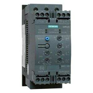 Siemens Sirius 3RW40  55kW Soft Start with 110230V