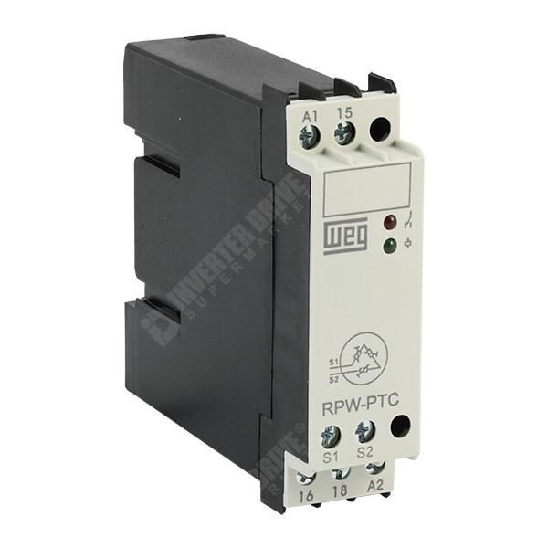 Thermistor Relay Circuit