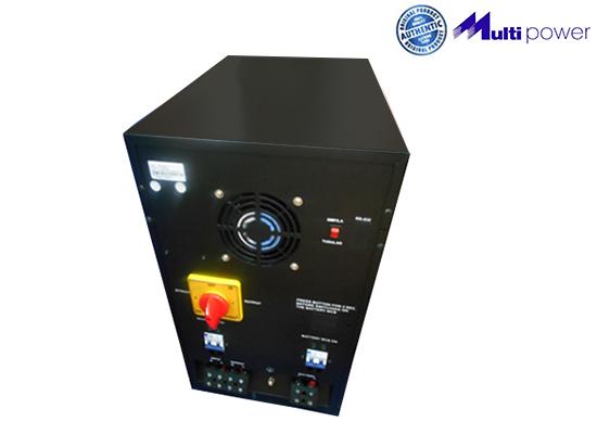 Multipower 10kva 180v Inverter 15 Units Of 12v 200ah