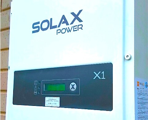 Eversolar Replaced With SolaX