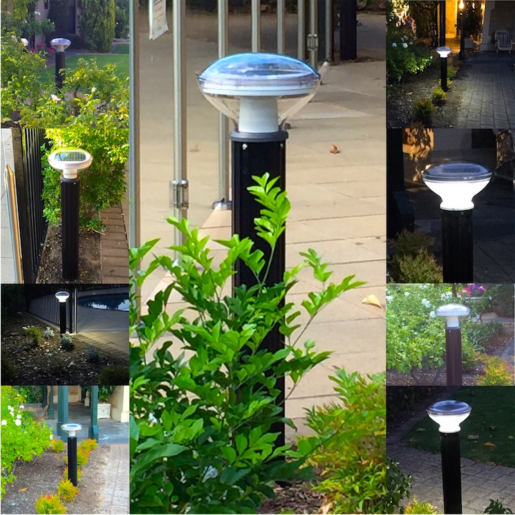 Commercial Grade Solar Light