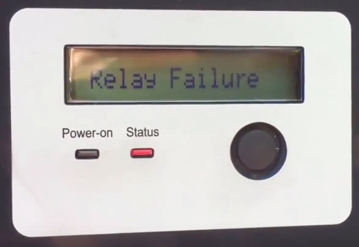 "Clenergy ""Relay Failure"" Error"