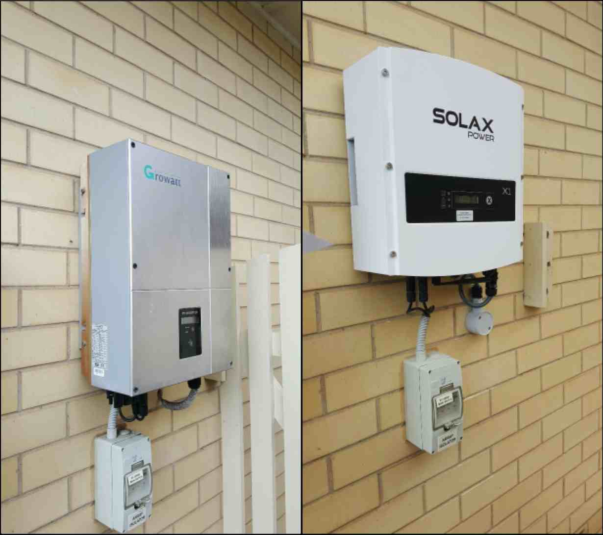 SolaX Replaces Growatt With