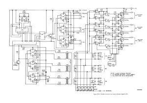 Figure FO2 Oscillator Printed circuit board schematic