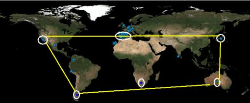 BOLSCANARIA-CONECTADA-DESDE-5-CONTINENTES-510x211% - Bolsacanaria al cierre de hoy siendo visitada por cinco continentes simultaneamente