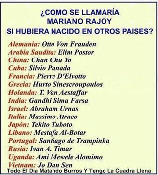 mariano-rajoy% - Lo que significa Mariano Rajoy en otros idiomas