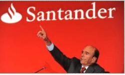 SANTANDER1-250x151% - ¿El Santander ve un cambio de ciclo o se quiere financiar gratis?