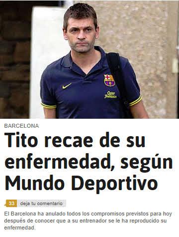 MALA-NOTICIA-TITO-RECAE-ASCOM% - Tito Vilanova recae de su enfermedad