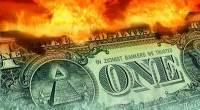 dolar-zionista-ardiendo% - La expulsión del dólar de bancos rusos y brasileños
