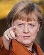 angela-merkel% - A Merkel sólo le preocupa la inflación...