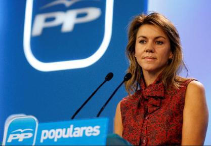 cospedal% - Los Secretarios Generales del PP tendrán que interpretar el papel de su vida ante el juez Ruz