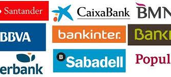 bancos% - Ojala que no  llueva papel en el mercado