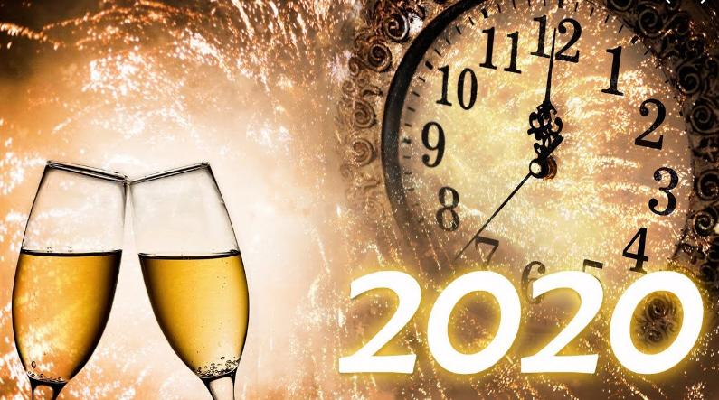 ¡¡Feliz 2020 ¡¡