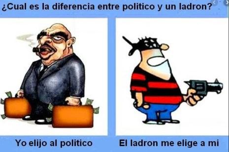 politico-ladron% - En la eurozona no nos ponemos de acuerdo ni para asegurar lo más mínimo