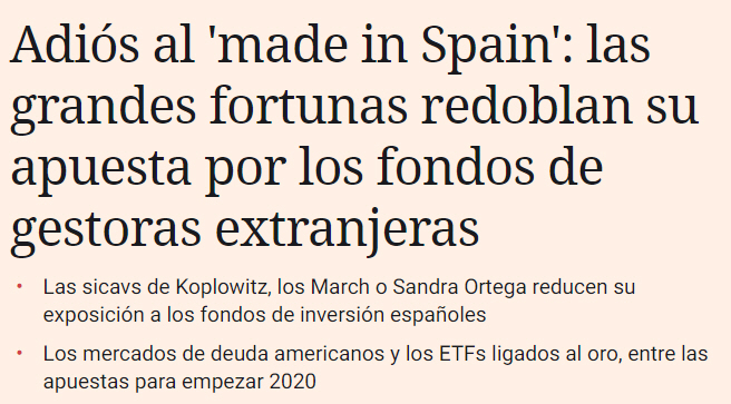 Los efectos del populismo sobre los capitales invertidos en mercados