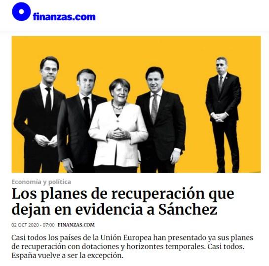 espana-sin-plan% - De nuevo nuestro gobierno de coalición dando el cante