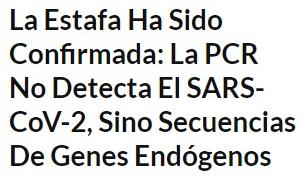 las-PCR-solo-detectan-secuencias-de-genes-endogenos% - Comunicado de médicos por la verdad
