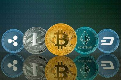criptomonedas% - ¿Sufren las criptos el allanamiento del terreno para las divisas digitales?