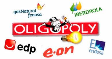 oliigopolio% - El Estado dobla los beneficios de las Eléctricas con el recibo