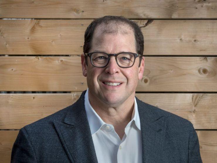 Delvinia Holdings CEO Adam Froman.
