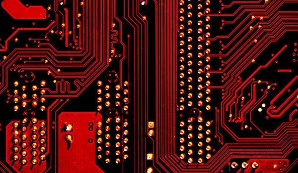 Solder circuit board