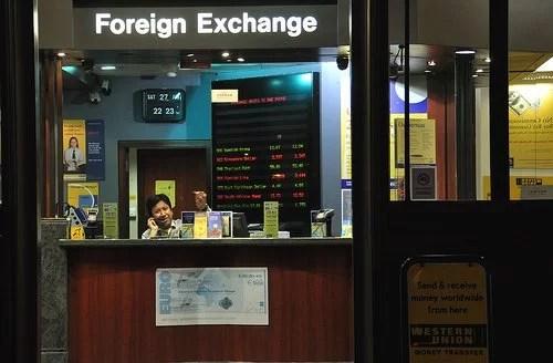 FX外貨両替