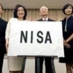 NISA口座の2014年投資損益を確認,円安効果を実感